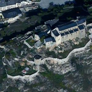 Chateau de Valere (Google Maps)