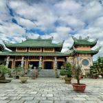 Linh Ung Pagoda Temple