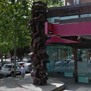 """La Broca"" by Vicente Larrea (StreetView)"