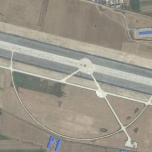 Radar Cross Section Test Site (Google Maps)