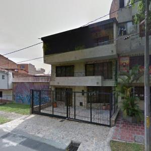 Pablo Escobaru0027s Last Safe House (StreetView)