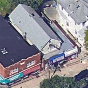 Ahmad Khan Rahami's Apartment (Chelsea Bombing Suspect) (Google Maps)