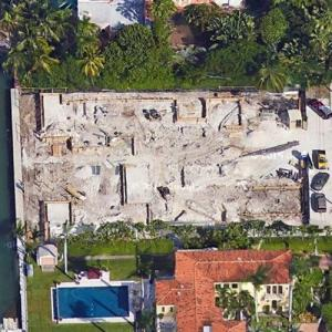 Barry Sternlicht S House Under Construction In Miami