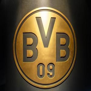 Borussia Dortmund logo (StreetView)