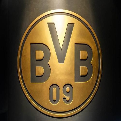 Borussia Dortmund Logo In Dortmund Germany Google Maps 4