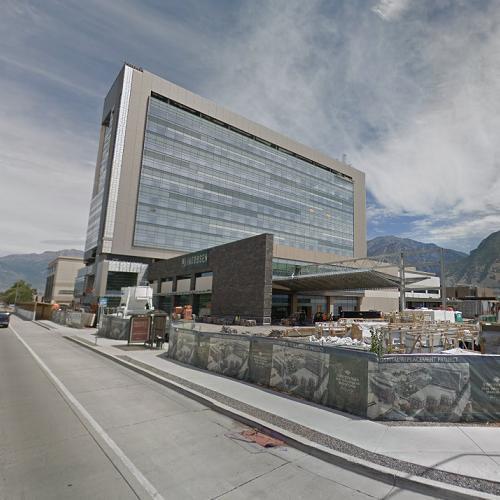 Utah Valley Regional Medical Center Under Construction In