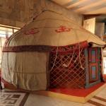 Yurt (nomadic tent)