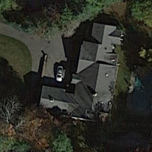 Bill & Hillary Clinton's House (Google Maps)