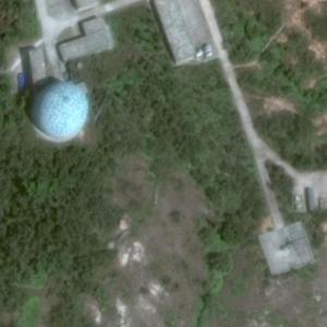 Radar Sites (Google Maps)
