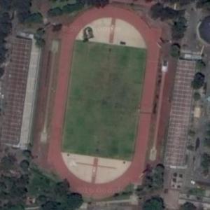 """Estadio Jesús Martínez """"Palillo"""" (Google Maps)"""