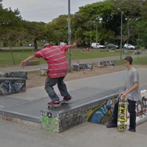 Skaters (StreetView)