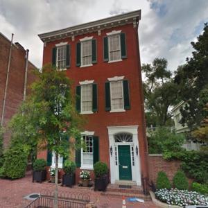 John F. Kennedy's House (former) (StreetView)