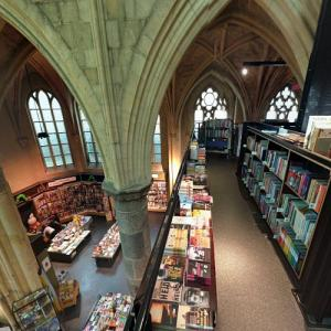 Selexyz Dominicanen (bookstore) (StreetView)