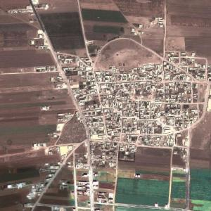 Doomsday Battle - ISIL (Google Maps)