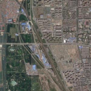 Beijing Grand Bridge (Google Maps)