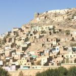 Kabul hillside