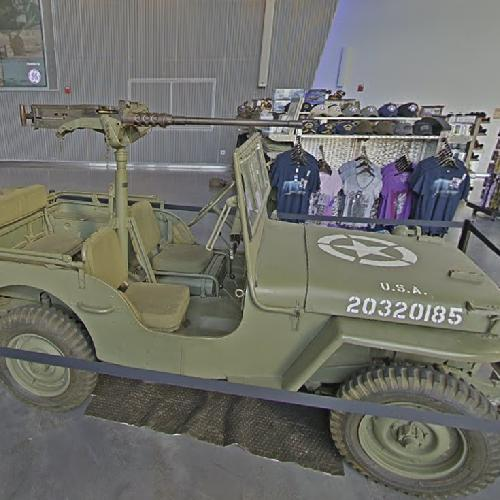 Jeep 1943 Willys Mb In New Orleans La Google Maps