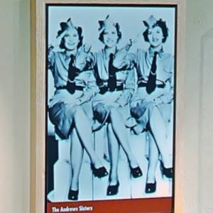 The Andrews Sisters (StreetView)