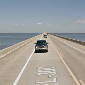 St. George Island Bridge (StreetView)