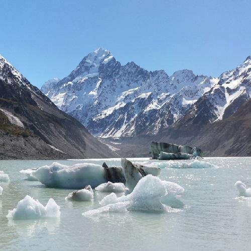 Mount Cook National Park (StreetView)