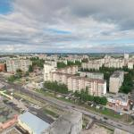 View of Lipetsk from 2 Yesenin Blvd.