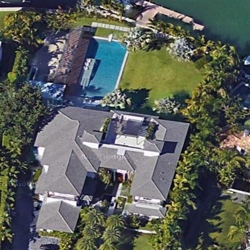russ weiner's house in miami beach, fl (google maps) (#5)
