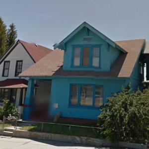 Burton K. Wheeler House (StreetView)