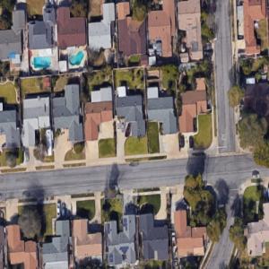 Gwen Stefani childhood home (Google Maps)
