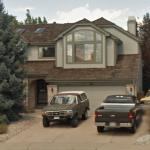Street view of Columbine killer-Eric Harris's house (former)