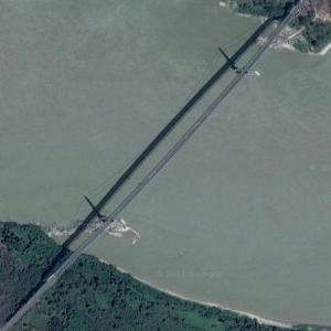 Angostura Bridge (Google Maps)