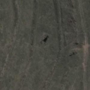 Aerolineas Argentinas Flight 322 crash site (Google Maps)