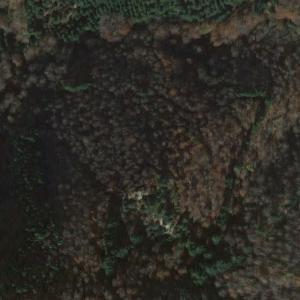 Dan-Air Flight 1903 crash site (Google Maps)