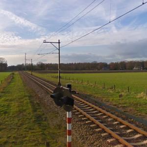 Dalfsen train crash (StreetView)