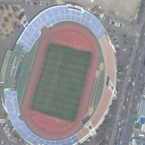Daegu Civic Stadium (Google Maps)