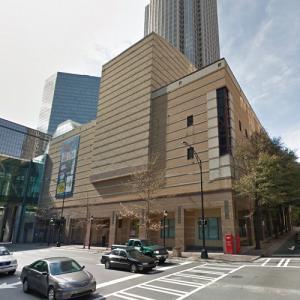 'North Carolina Blumenthal Performing Arts Center' by Cesar Pelli (StreetView)