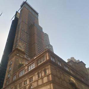 'Carnegie Hall Tower' by Cesar Pelli (StreetView)