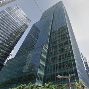 'JPMorgan Chase Building' by Cesar Pelli (StreetView)