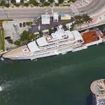 Mark Cuban's 288 Foot 'Fountainhead' Yacht