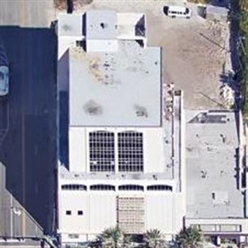 Tom Cruise's Penthouse (Rumored) (Google Maps)