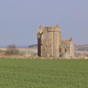 Inchdrewer Castle (StreetView)