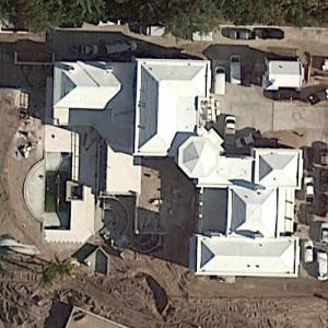 Keith Frankel's House (Under Construction) (Google Maps)