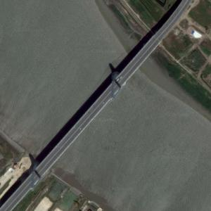 Liaohe Bridge (Google Maps)