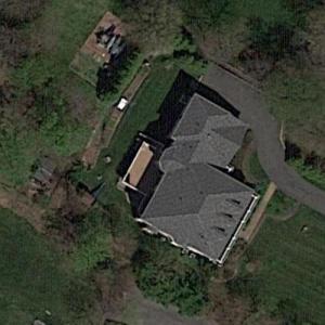 James Comey's House (Former) (Google Maps)