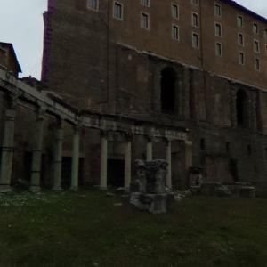 Portico Dii Consentes (StreetView)