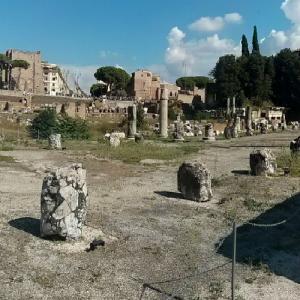 Basilica Aemilia (StreetView)