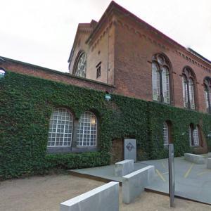 'Danish Jewish Museum' by Daniel Libeskind (StreetView)
