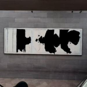 'Reconciliation Elegy' by Robert Motherwell (StreetView)