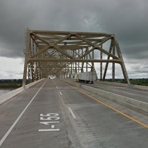 Caruthersville Bridge (StreetView)