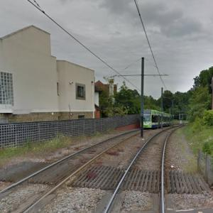 2016 Croydon tram derailment (StreetView)