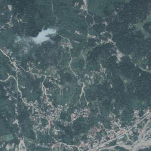 1802 Vrancea earthquake epicenter (Google Maps)